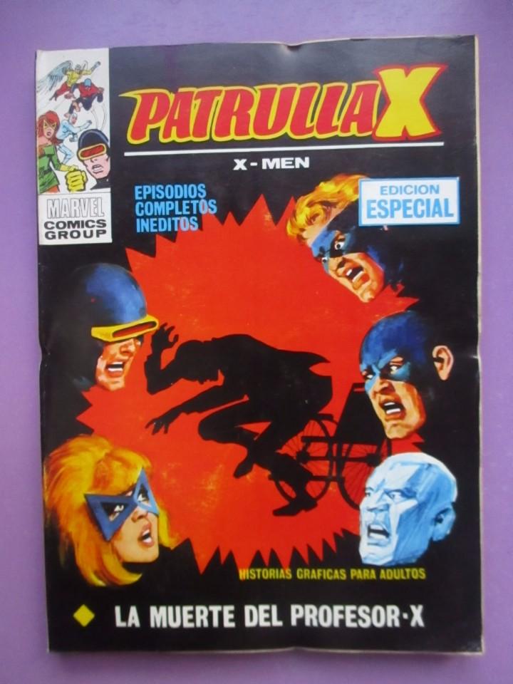 Cómics: PATRULLA X VERTICE VOL. 1 COLECCION COMPLETA ¡¡MUY BUEN ESTADO !!! - Foto 133 - 111918295