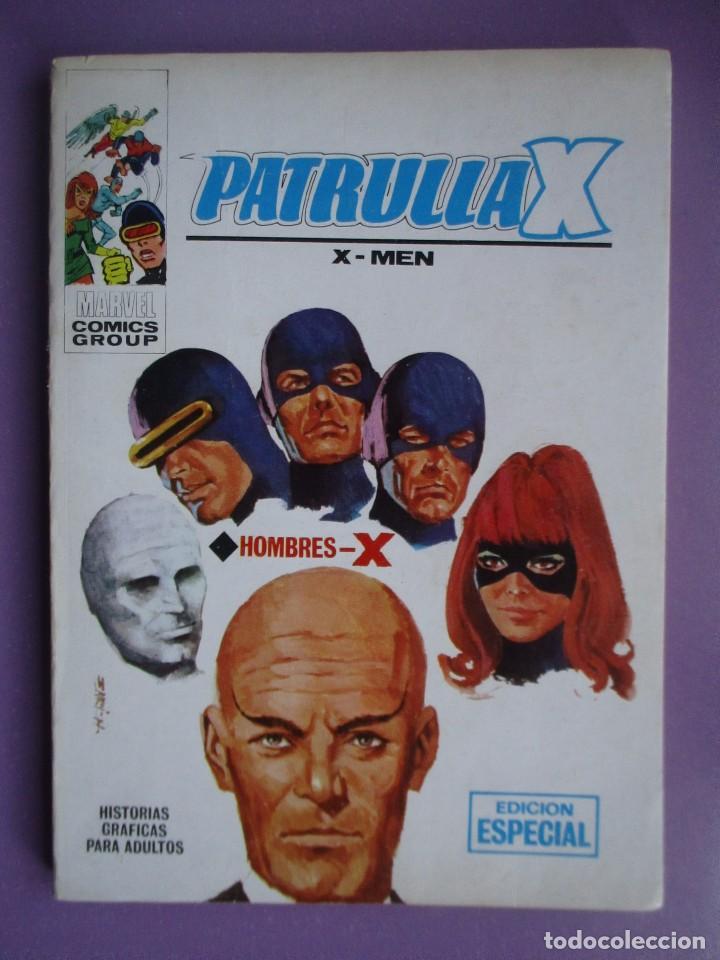 Cómics: PATRULLA X VERTICE VOL. 1 COLECCION COMPLETA ¡¡MUY BUEN ESTADO !!! - Foto 5 - 111918295