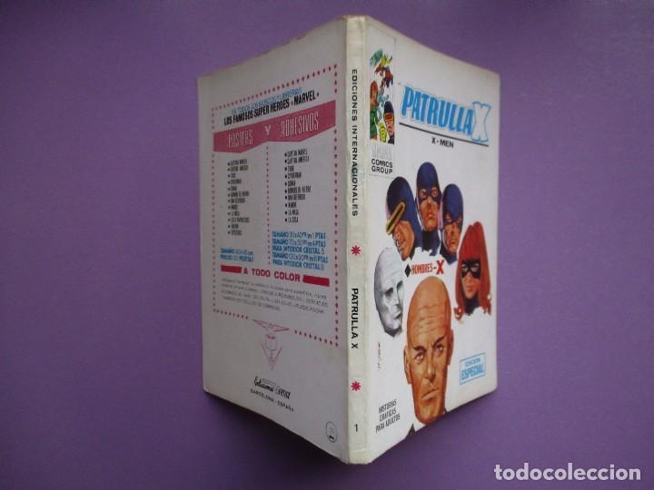 Cómics: PATRULLA X VERTICE VOL. 1 COLECCION COMPLETA ¡¡MUY BUEN ESTADO !!! - Foto 7 - 111918295