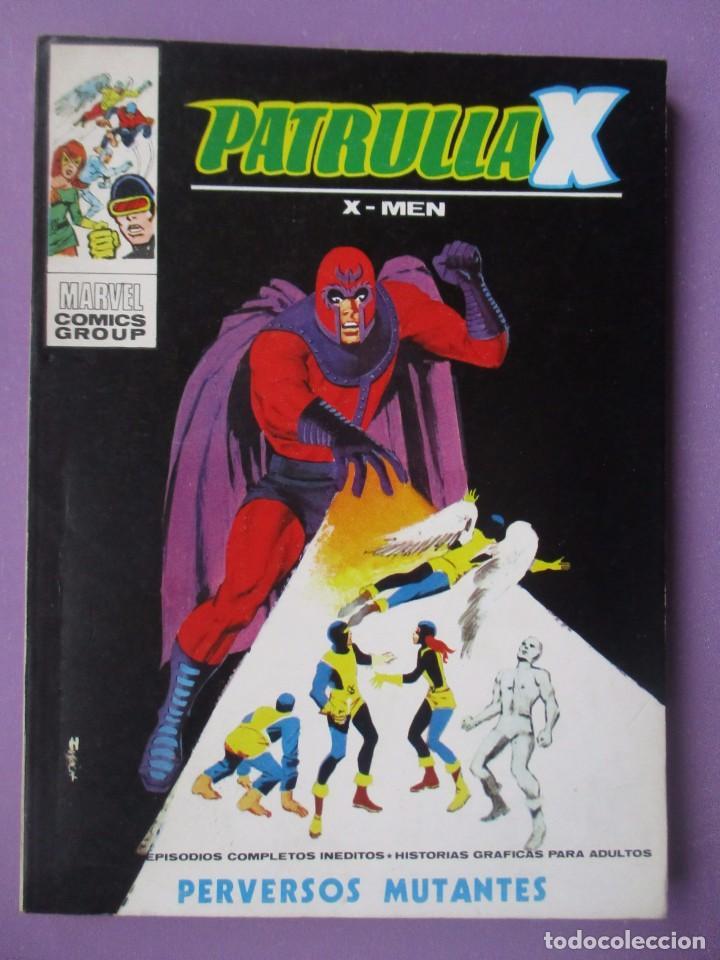 Cómics: PATRULLA X VERTICE VOL. 1 COLECCION COMPLETA ¡¡MUY BUEN ESTADO !!! - Foto 9 - 111918295