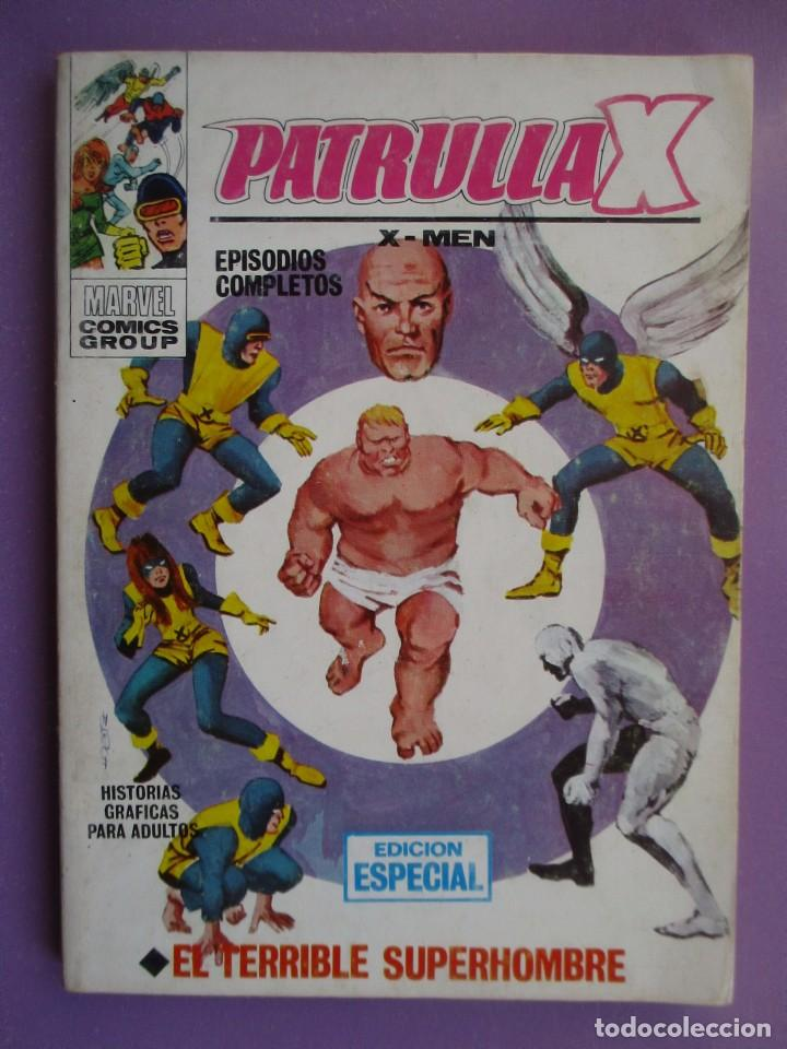 Cómics: PATRULLA X VERTICE VOL. 1 COLECCION COMPLETA ¡¡MUY BUEN ESTADO !!! - Foto 13 - 111918295