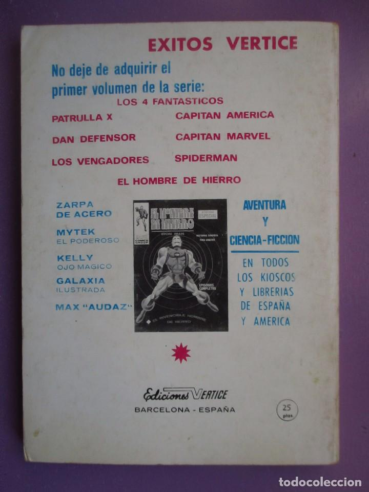Cómics: PATRULLA X VERTICE VOL. 1 COLECCION COMPLETA ¡¡MUY BUEN ESTADO !!! - Foto 14 - 111918295