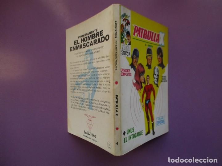 Cómics: PATRULLA X VERTICE VOL. 1 COLECCION COMPLETA ¡¡MUY BUEN ESTADO !!! - Foto 19 - 111918295