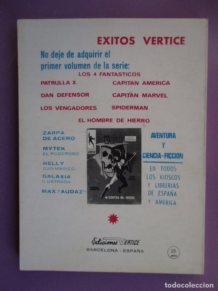 Cómics: PATRULLA X VERTICE VOL. 1 COLECCION COMPLETA ¡¡MUY BUEN ESTADO !!! - Foto 22 - 111918295