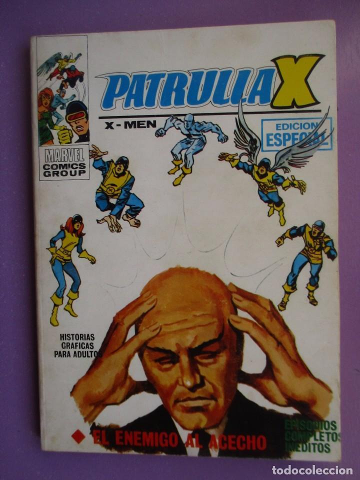 Cómics: PATRULLA X VERTICE VOL. 1 COLECCION COMPLETA ¡¡MUY BUEN ESTADO !!! - Foto 29 - 111918295