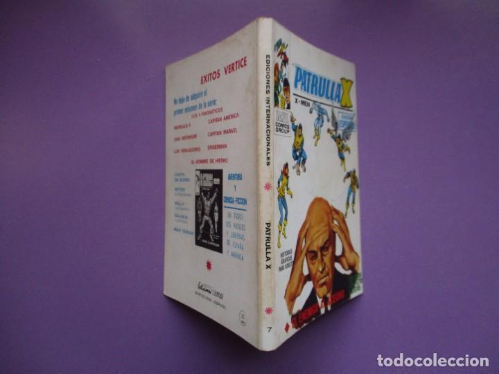 Cómics: PATRULLA X VERTICE VOL. 1 COLECCION COMPLETA ¡¡MUY BUEN ESTADO !!! - Foto 31 - 111918295