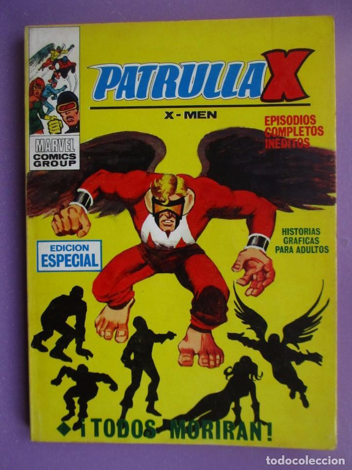 Cómics: PATRULLA X VERTICE VOL. 1 COLECCION COMPLETA ¡¡MUY BUEN ESTADO !!! - Foto 33 - 111918295