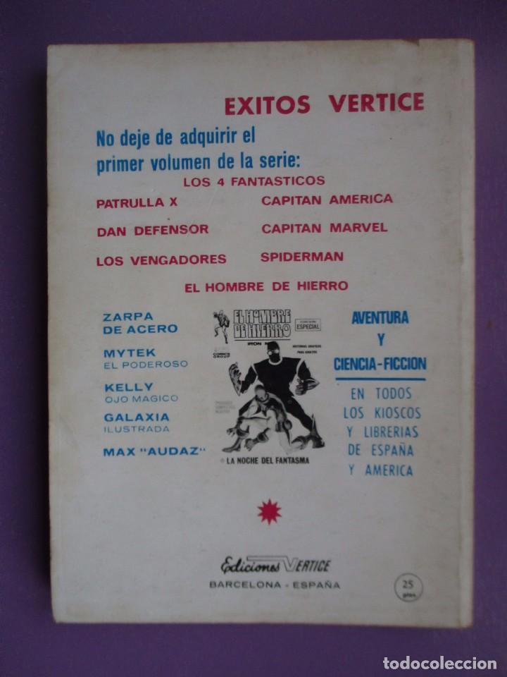 Cómics: PATRULLA X VERTICE VOL. 1 COLECCION COMPLETA ¡¡MUY BUEN ESTADO !!! - Foto 34 - 111918295