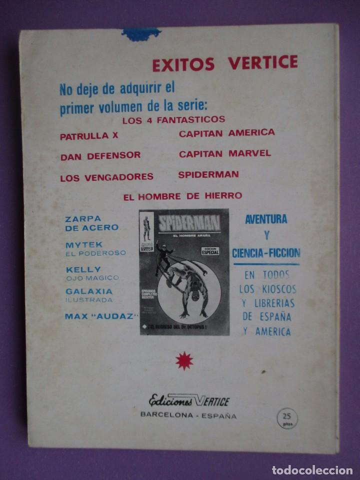 Cómics: PATRULLA X VERTICE VOL. 1 COLECCION COMPLETA ¡¡MUY BUEN ESTADO !!! - Foto 38 - 111918295
