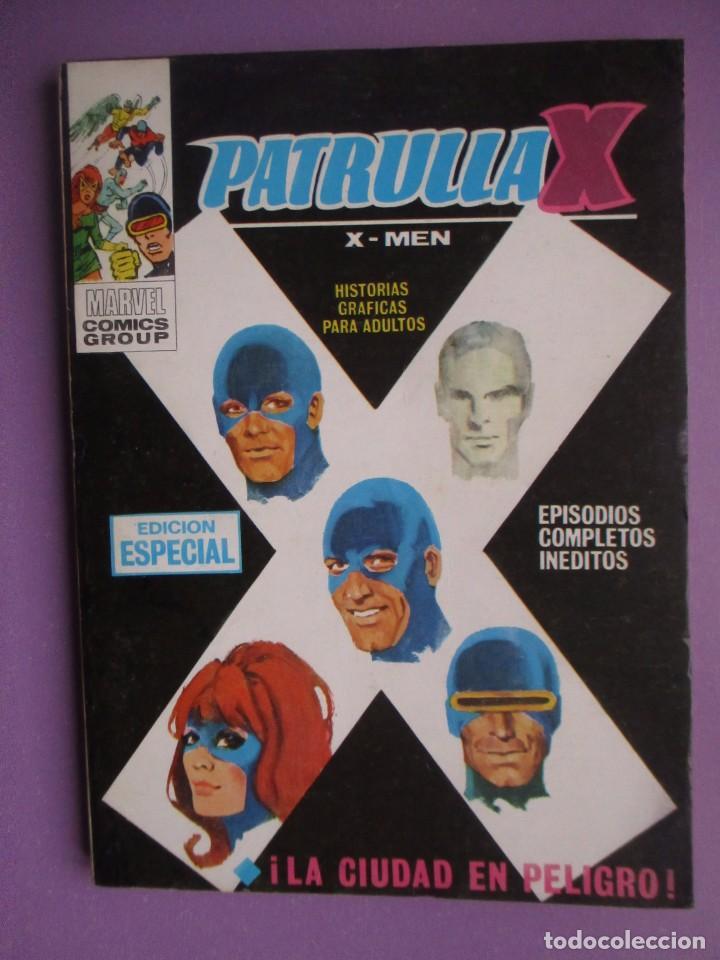 Cómics: PATRULLA X VERTICE VOL. 1 COLECCION COMPLETA ¡¡MUY BUEN ESTADO !!! - Foto 41 - 111918295
