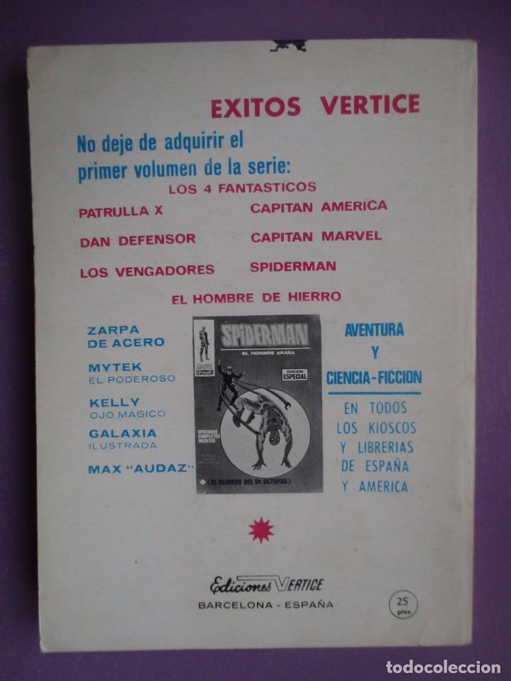 Cómics: PATRULLA X VERTICE VOL. 1 COLECCION COMPLETA ¡¡MUY BUEN ESTADO !!! - Foto 42 - 111918295