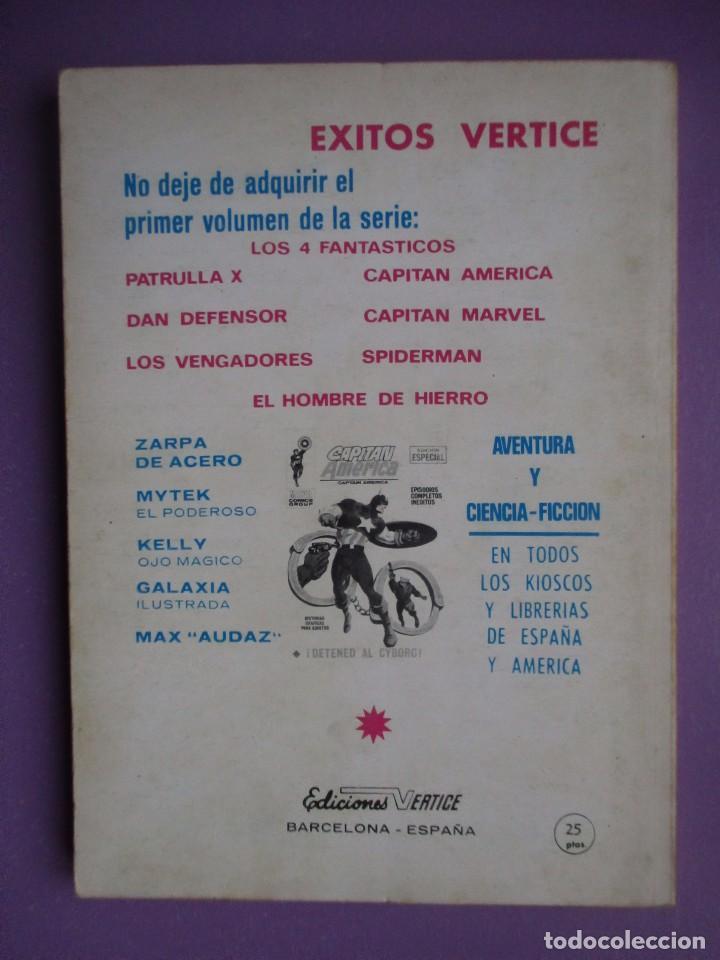 Cómics: PATRULLA X VERTICE VOL. 1 COLECCION COMPLETA ¡¡MUY BUEN ESTADO !!! - Foto 46 - 111918295