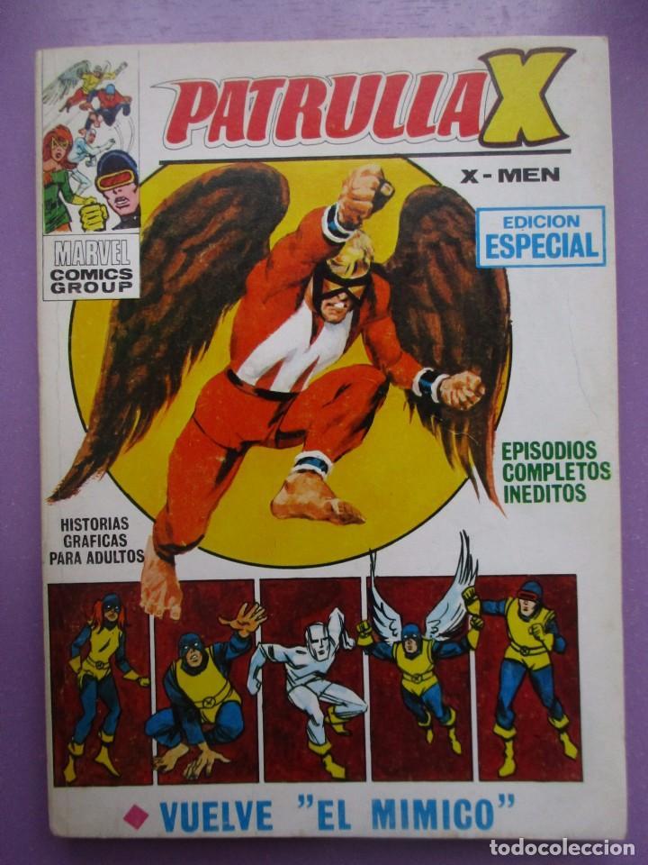 Cómics: PATRULLA X VERTICE VOL. 1 COLECCION COMPLETA ¡¡MUY BUEN ESTADO !!! - Foto 49 - 111918295