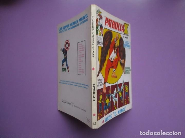 Cómics: PATRULLA X VERTICE VOL. 1 COLECCION COMPLETA ¡¡MUY BUEN ESTADO !!! - Foto 51 - 111918295