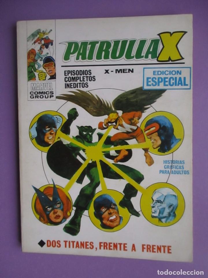 Cómics: PATRULLA X VERTICE VOL. 1 COLECCION COMPLETA ¡¡MUY BUEN ESTADO !!! - Foto 53 - 111918295
