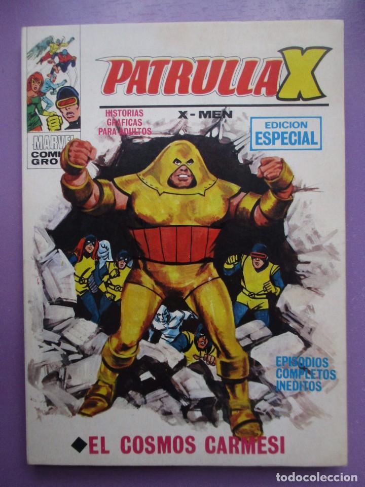 Cómics: PATRULLA X VERTICE VOL. 1 COLECCION COMPLETA ¡¡MUY BUEN ESTADO !!! - Foto 57 - 111918295