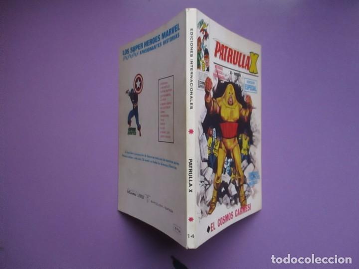 Cómics: PATRULLA X VERTICE VOL. 1 COLECCION COMPLETA ¡¡MUY BUEN ESTADO !!! - Foto 59 - 111918295