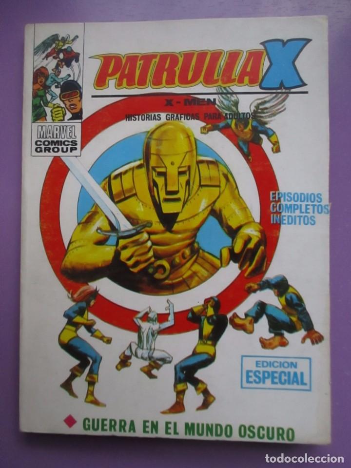 Cómics: PATRULLA X VERTICE VOL. 1 COLECCION COMPLETA ¡¡MUY BUEN ESTADO !!! - Foto 61 - 111918295