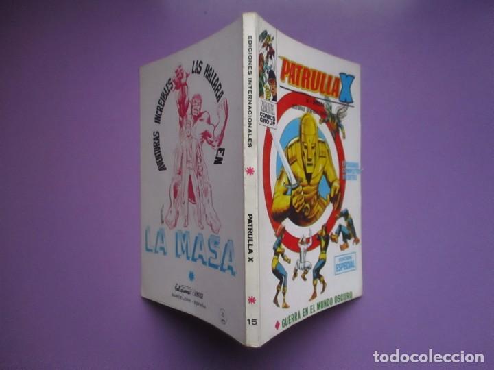 Cómics: PATRULLA X VERTICE VOL. 1 COLECCION COMPLETA ¡¡MUY BUEN ESTADO !!! - Foto 63 - 111918295