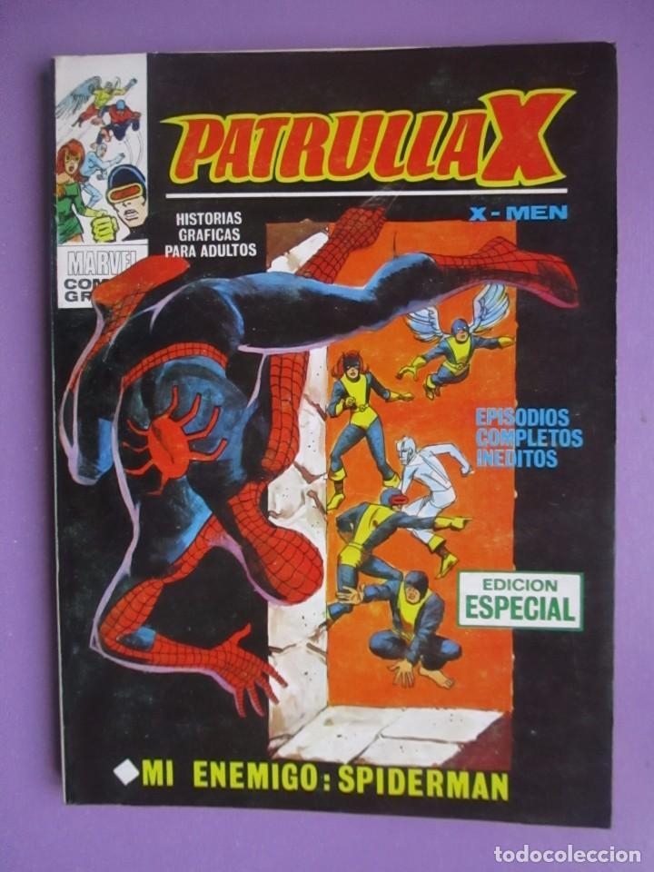 Cómics: PATRULLA X VERTICE VOL. 1 COLECCION COMPLETA ¡¡MUY BUEN ESTADO !!! - Foto 66 - 111918295