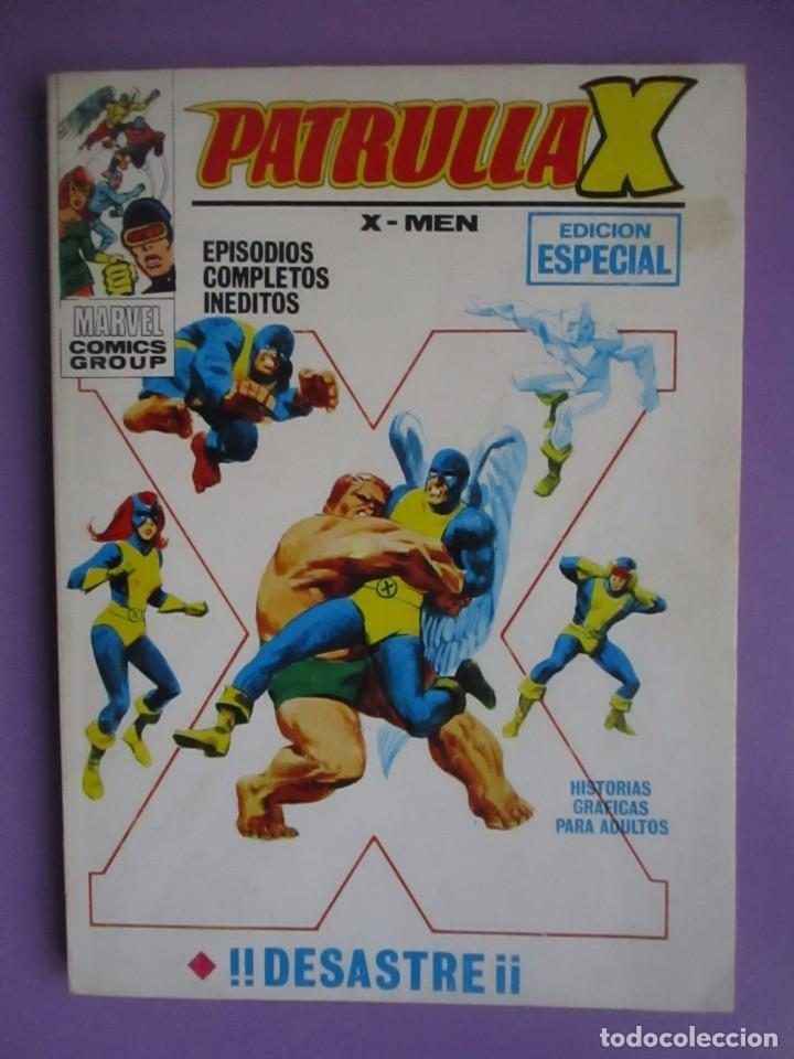 Cómics: PATRULLA X VERTICE VOL. 1 COLECCION COMPLETA ¡¡MUY BUEN ESTADO !!! - Foto 70 - 111918295