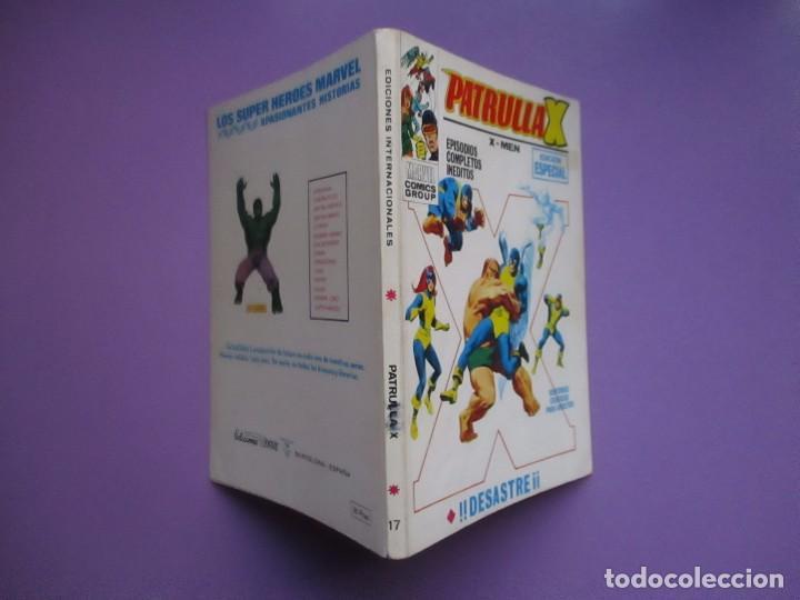 Cómics: PATRULLA X VERTICE VOL. 1 COLECCION COMPLETA ¡¡MUY BUEN ESTADO !!! - Foto 72 - 111918295
