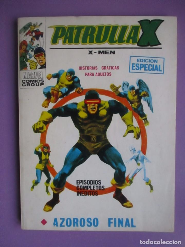 Cómics: PATRULLA X VERTICE VOL. 1 COLECCION COMPLETA ¡¡MUY BUEN ESTADO !!! - Foto 74 - 111918295