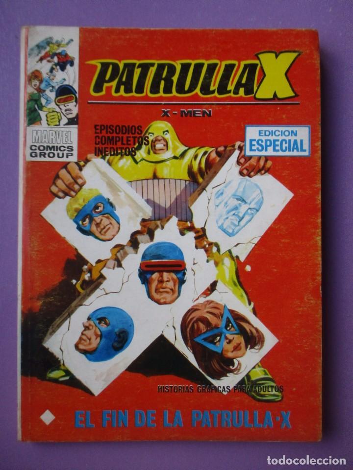 Cómics: PATRULLA X VERTICE VOL. 1 COLECCION COMPLETA ¡¡MUY BUEN ESTADO !!! - Foto 78 - 111918295