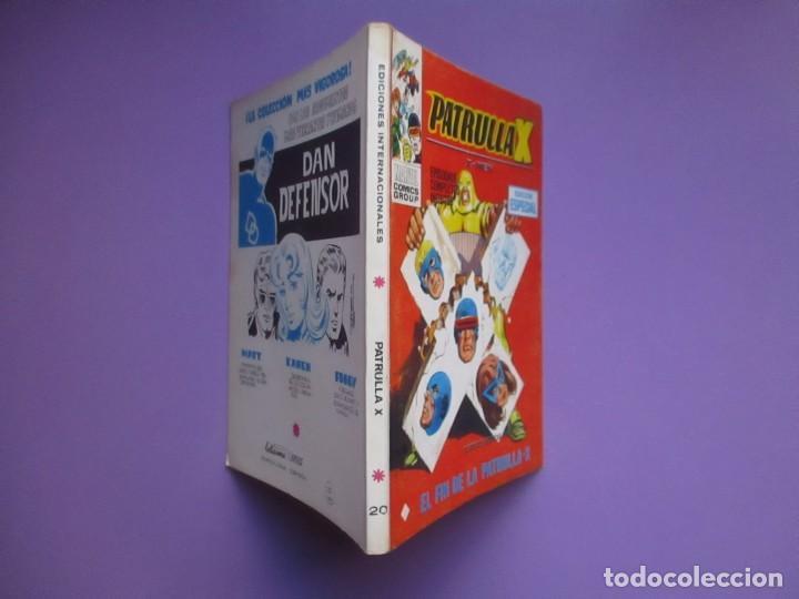 Cómics: PATRULLA X VERTICE VOL. 1 COLECCION COMPLETA ¡¡MUY BUEN ESTADO !!! - Foto 80 - 111918295