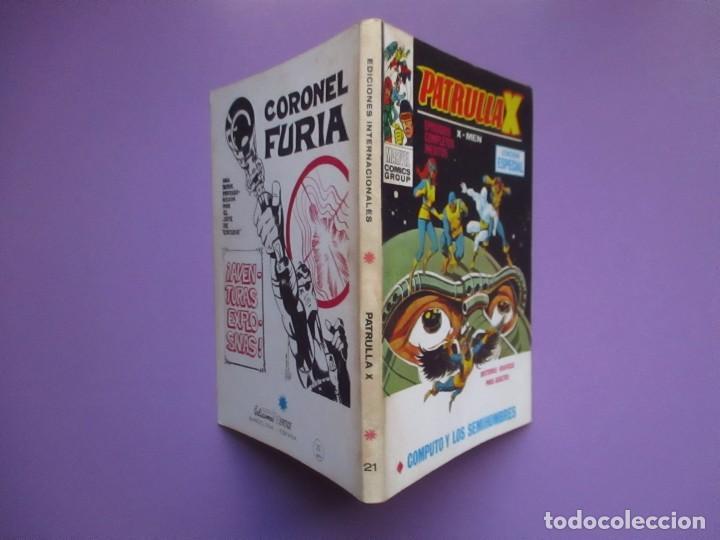 Cómics: PATRULLA X VERTICE VOL. 1 COLECCION COMPLETA ¡¡MUY BUEN ESTADO !!! - Foto 84 - 111918295