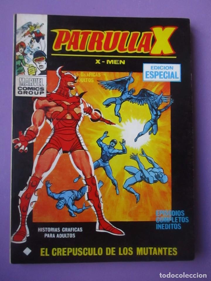 Cómics: PATRULLA X VERTICE VOL. 1 COLECCION COMPLETA ¡¡MUY BUEN ESTADO !!! - Foto 90 - 111918295