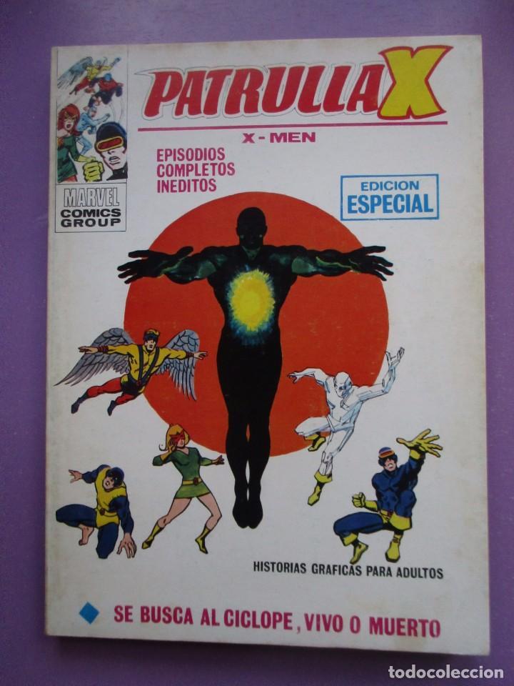 Cómics: PATRULLA X VERTICE VOL. 1 COLECCION COMPLETA ¡¡MUY BUEN ESTADO !!! - Foto 95 - 111918295