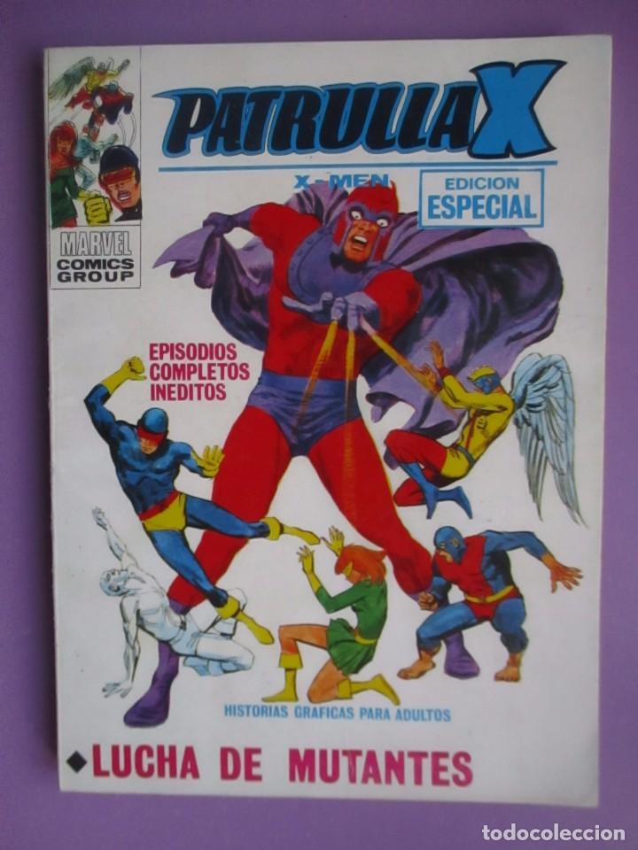 Cómics: PATRULLA X VERTICE VOL. 1 COLECCION COMPLETA ¡¡MUY BUEN ESTADO !!! - Foto 99 - 111918295