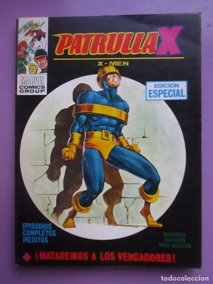 Cómics: PATRULLA X VERTICE VOL. 1 COLECCION COMPLETA ¡¡MUY BUEN ESTADO !!! - Foto 103 - 111918295