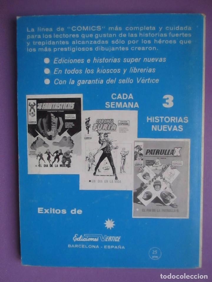 Cómics: PATRULLA X VERTICE VOL. 1 COLECCION COMPLETA ¡¡MUY BUEN ESTADO !!! - Foto 108 - 111918295