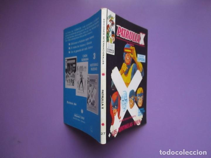 Cómics: PATRULLA X VERTICE VOL. 1 COLECCION COMPLETA ¡¡MUY BUEN ESTADO !!! - Foto 109 - 111918295