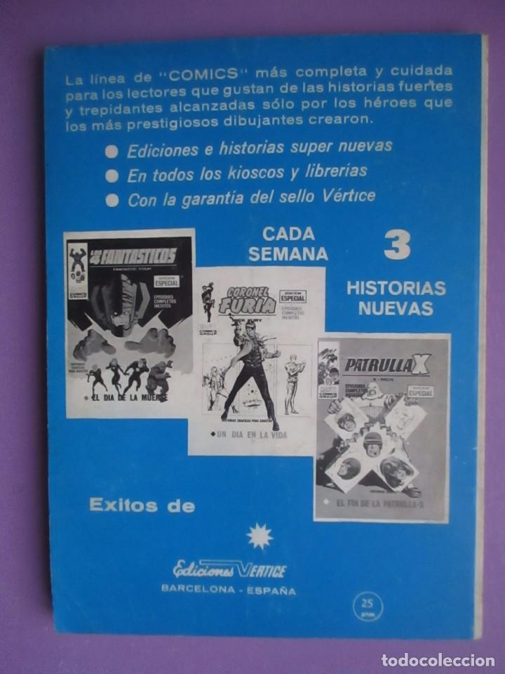 Cómics: PATRULLA X VERTICE VOL. 1 COLECCION COMPLETA ¡¡MUY BUEN ESTADO !!! - Foto 112 - 111918295