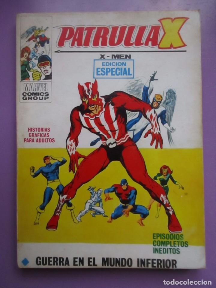 Cómics: PATRULLA X VERTICE VOL. 1 COLECCION COMPLETA ¡¡MUY BUEN ESTADO !!! - Foto 115 - 111918295