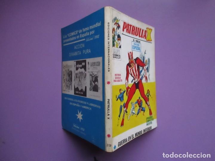 Cómics: PATRULLA X VERTICE VOL. 1 COLECCION COMPLETA ¡¡MUY BUEN ESTADO !!! - Foto 117 - 111918295