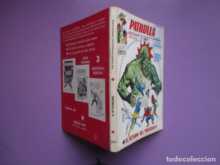 Cómics: PATRULLA X VERTICE VOL. 1 COLECCION COMPLETA ¡¡MUY BUEN ESTADO !!! - Foto 121 - 111918295
