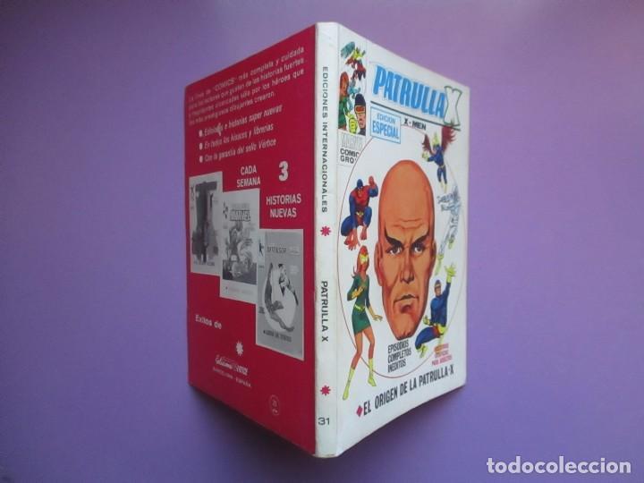 Cómics: PATRULLA X VERTICE VOL. 1 COLECCION COMPLETA ¡¡MUY BUEN ESTADO !!! - Foto 125 - 111918295