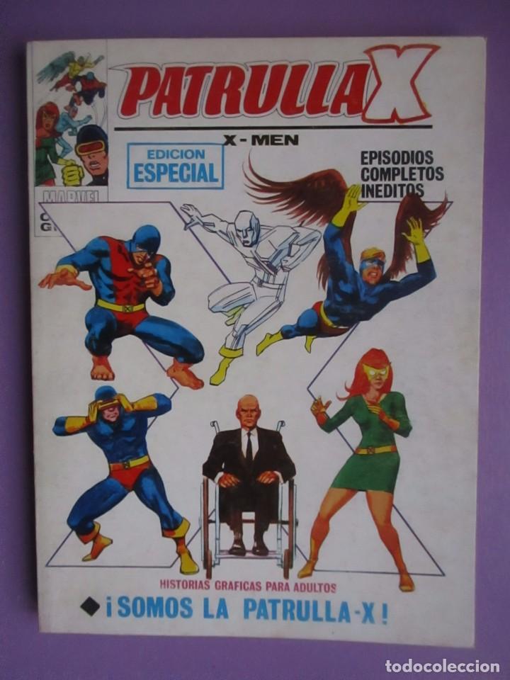 Cómics: PATRULLA X VERTICE VOL. 1 COLECCION COMPLETA ¡¡MUY BUEN ESTADO !!! - Foto 127 - 111918295