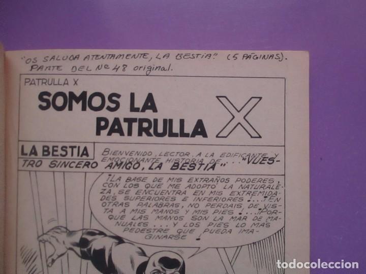 Cómics: PATRULLA X VERTICE VOL. 1 COLECCION COMPLETA ¡¡MUY BUEN ESTADO !!! - Foto 131 - 111918295