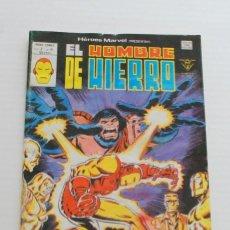 Cómics: HEROES MARVEL Nº 61. VOL. 2. EL HOMBRE DE HIERRO. ¡ENTONCES VINO UNA GUERRA! VERTICE.1979 . Lote 111920991