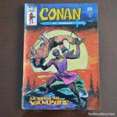 Cómics: CONAN EL BARBARO, VOL. 2, Nº 35. LITERACOMIC. C1.. Lote 111947663