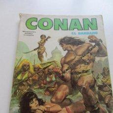 Cómics: CONAN EL BARBARO.EXTRA 1.HISTORIA COMPLETA DE CONAN EL BUCANERO. ED. MUNDI COMICS- VERTICE C93SADUR. Lote 111972331