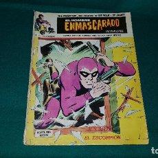 Comics: EL HOMBRE ENMASCARADO Nº 2 - VOLUMEN 1- ED. VERTICE 1973. Lote 111993903