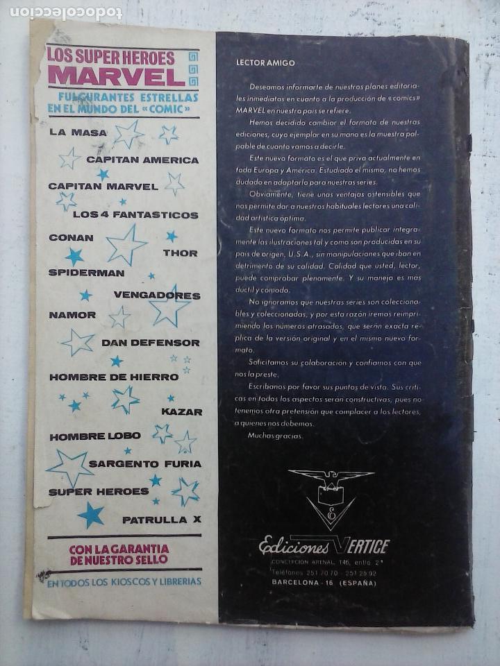 Cómics: LOS VENGADORES V 2 - 27 NºS -1,2,3,4,5,6,7,8,9,10,11,12,13,14,15,16,19,20,21,22,23,24,25,26,47,48,50 - Foto 56 - 107938947