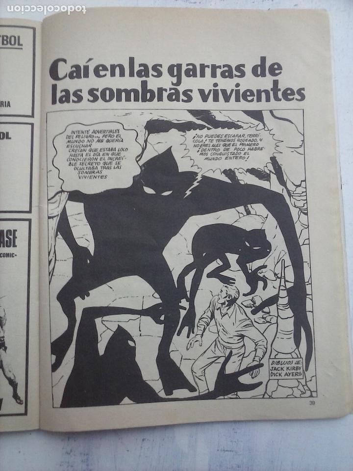 Cómics: LOS VENGADORES V 2 - 27 NºS -1,2,3,4,5,6,7,8,9,10,11,12,13,14,15,16,19,20,21,22,23,24,25,26,47,48,50 - Foto 68 - 107938947