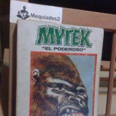 Cómics: MYTEK Nº 4, EDICIÓN GIGANTE (VERTICE COMPLETO). Lote 112013531